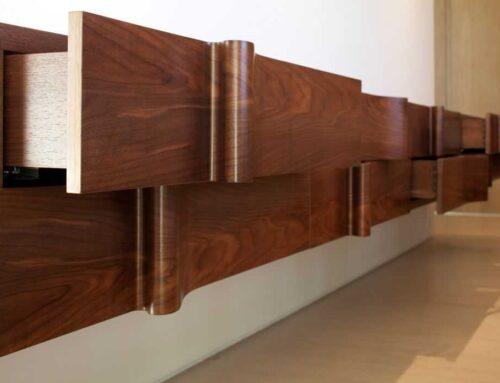 Designer Arthur Casas – Aparador Ondas